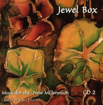 Jewel Box CD 2 Cover