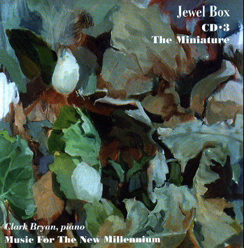 Jewel Box CD 3